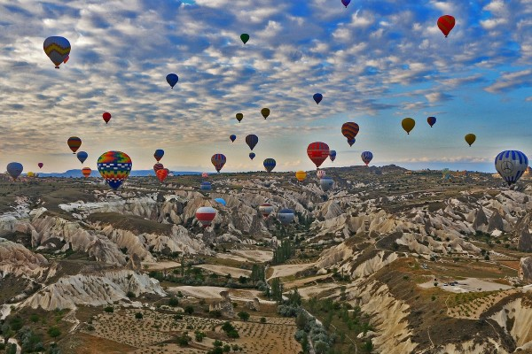 Cappadocia – Patria Dervisilor Rotitori 2018-2019