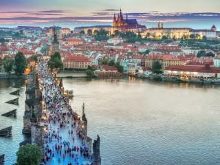 Hotel Praga-Viena si Castelele Boemiei 2019