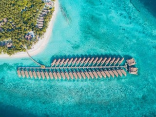 Hotel Reethi Faru Resort (Raa Atoll)